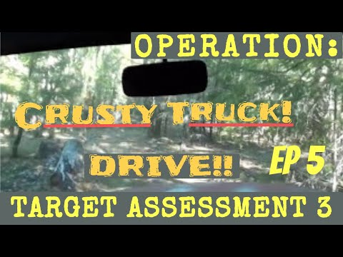 3 of 4 Operation Crusty Truck: Target Assessment. 1957...