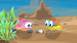 Denizaltı Flippy - Oyuncak Ev - Eğitici çizgi Film
