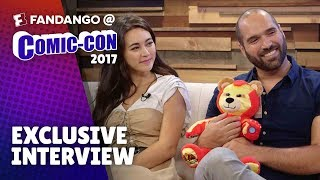 What's in the Box? with Netflix's 'The Defenders' | Comic-Con 2017