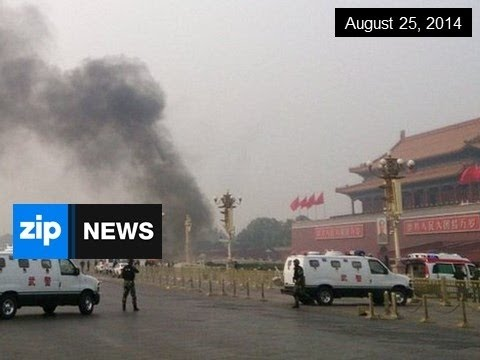 8 Terrorists Executed For Xinjiang Attacks - August 25, 2014