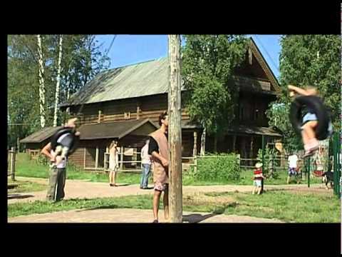 Шуваловка. Русская деревня.
