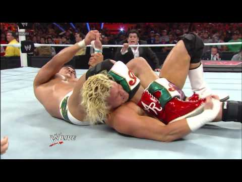 Dolph Ziggler cashes in his Money in the Bank contract to become World Heavyweight Champion: Raw, Ap