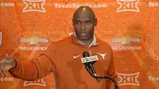 Charlie Strong press conference [Dec. 16, 2014]