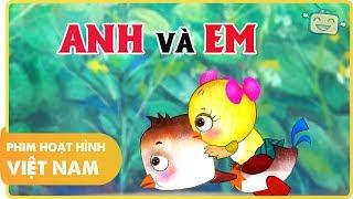 Anh Và Em - Xem Phim Hoạt Hình Việt Nam Hay [Full HD] - Anh Em Nhà Gà
