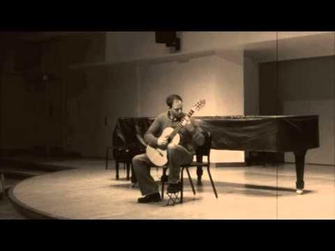 Giulio Regondi: Premier Aire et Varié Op.21