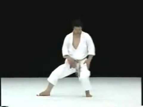 Kokutsu Dachi video
