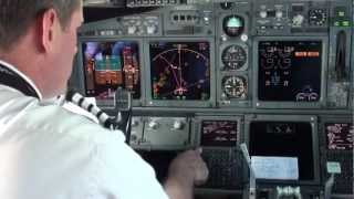 {SWA} 737-700 Cockpit Pre-Flight 9 Minutes of Footage!!