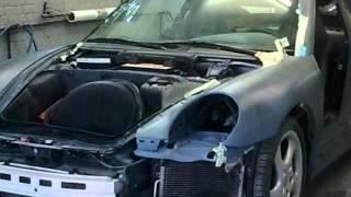 Porsche 996 to GT3 RS