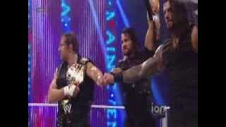 WWE The Shield Tribute Hounds Of Justice