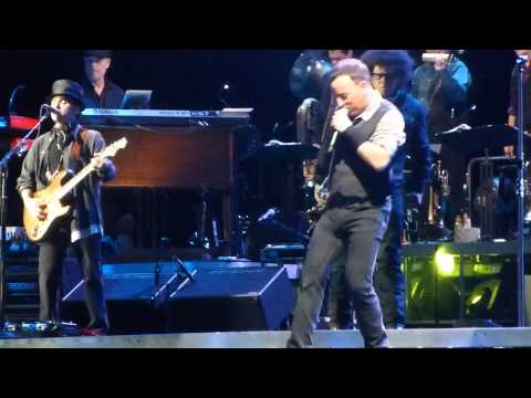 Bruce Springsteen - The Promised Land, Live in Stockholm Sweden 2013-05-11