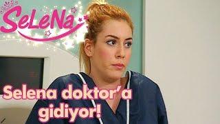 Selena doktora gidiyor!