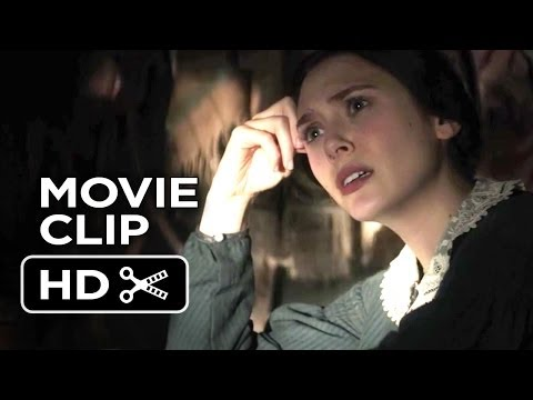 In Secret Movie CLIP - Migraine (2014) - Elizabeth Olsen Movie HD
