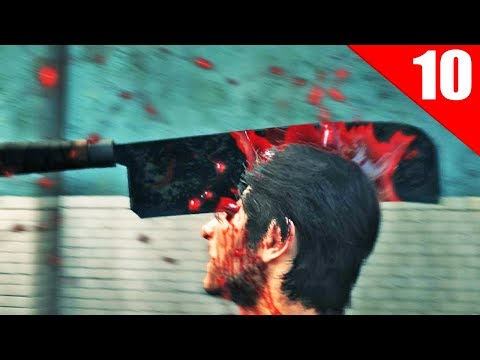 The EVIL WITHIN 2 : Ten EPIC Ways To Get Yourself Killed