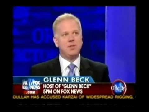 Glenn Beck's Van Jones Battle Continues