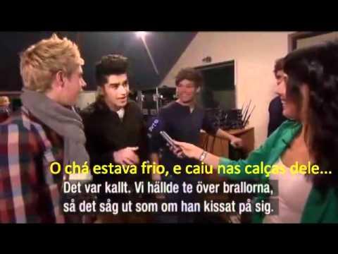 One Direction - SVT interview (Legendado) p.2