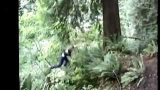 Rope Swing Fail Compilation