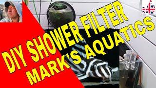 DIY MINI SHOWER FILTER