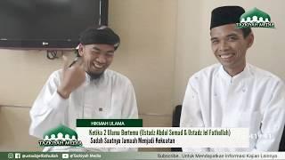 Viral!! TERBARU Ustadz Abdul Somad dan Ustadz Jel Fathullah, Saatnya Ulama Bagi Tugas