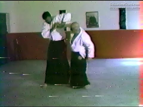 André Nocquet, 8th Dan Aikido - Kaeshi Waza
