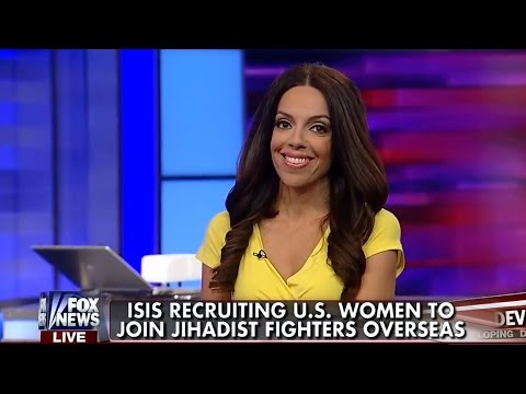 ISIS recruiting US women to join Jihadist fighters overseas
