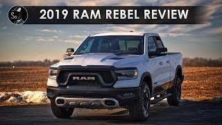 2019 Ram 1500 Rebel Review | Gentle Giant