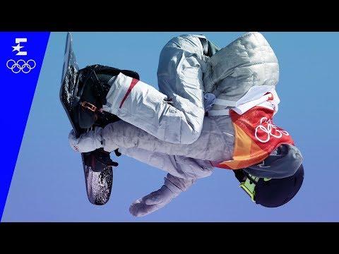 Snowboard | Men's Slopestyle Highlights | Pyeongchang 2018 | Eurosport