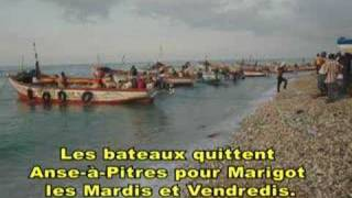 Haiti Jacmel Journals Le Trafique De Bateau Photo Report