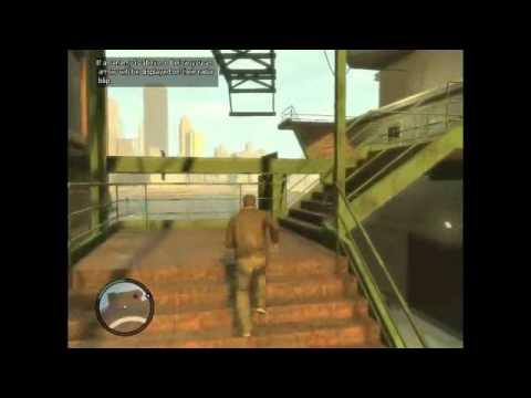 GTA 4 Loquendo - Niko nos enseña a robar autos (Quizás D:)