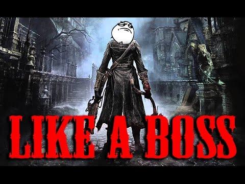 Bloodborne《血源詛咒》老吳搞笑試玩 - 一次都沒死!!!!