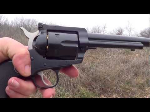 Ruger Blackhawk 30 Carbine 1st Shots