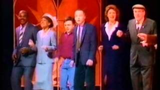 Max Bygraves & Cast of Eastenders -1986 Royal Variety Performance
