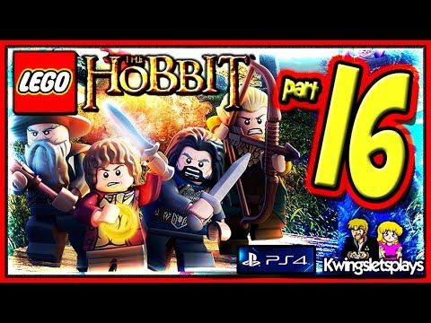 Lego the Hobbit - Walkthrough Part 16 Thief in Shadows