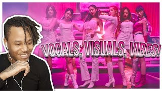 Reacting To Apink - %% (Eung Eung) MV | Vocal-Visual Goddesses!