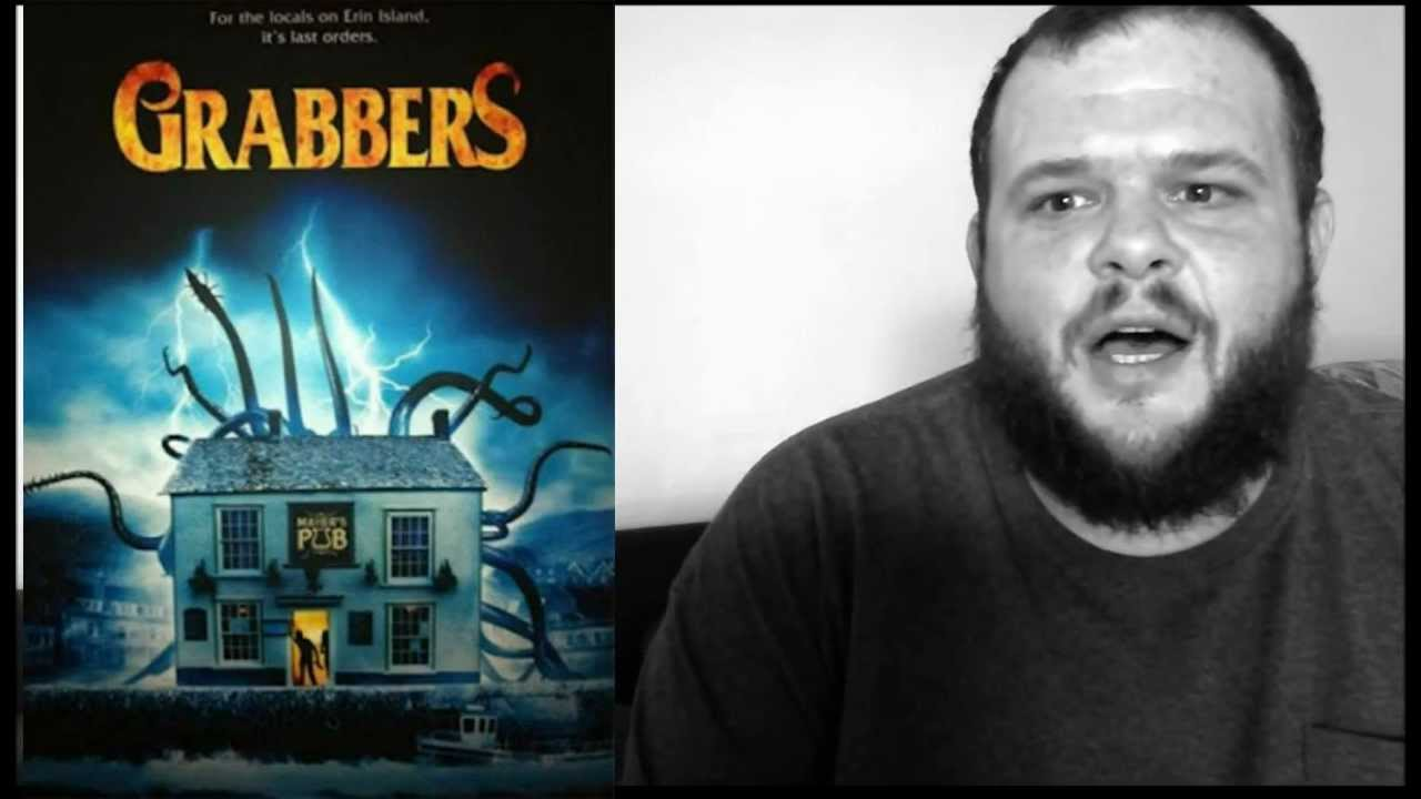 Grabbers Movie Poster Grabbers 2012 Monster Movie