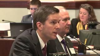 Roger Newport, CEO, AK Steel, Testimony