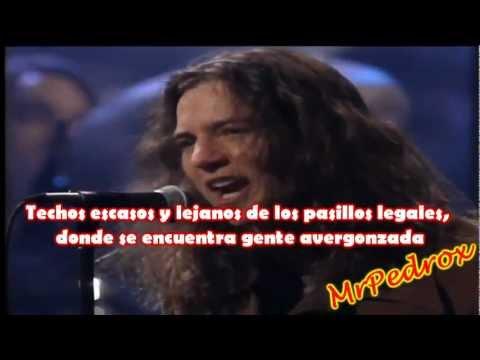 Pearl Jam-Even Flow Subtitulado al español