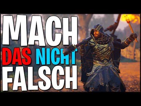 Mach DAS NICHT FALSCH im Belagerung von Paris DLC - Assassin's Creed Valhalla Tipps deutsch
