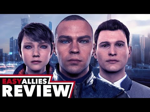 Detroit: Become Human - Easy Allies Review