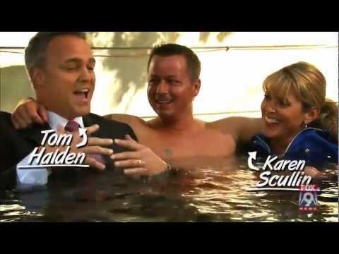FOX 9 Big Fan (Hot Tub Edition): Tom Halden, Karen Scullin, & Chris
