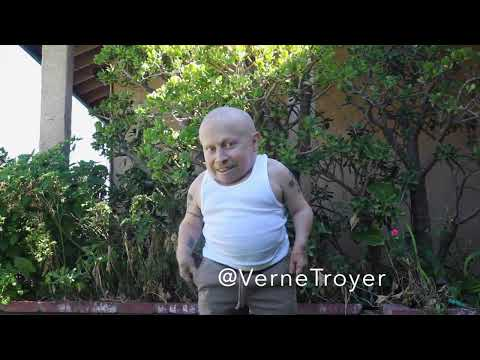 Verne Troyer ALS Ice Bucket Challenge