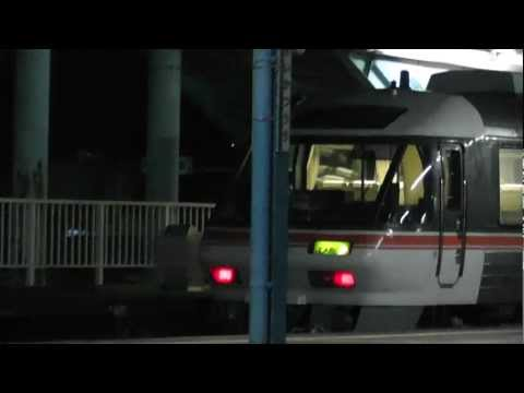 無人のまま入線 紀伊勝浦駅 ワイドビュー南紀83号 Wide View Nanki