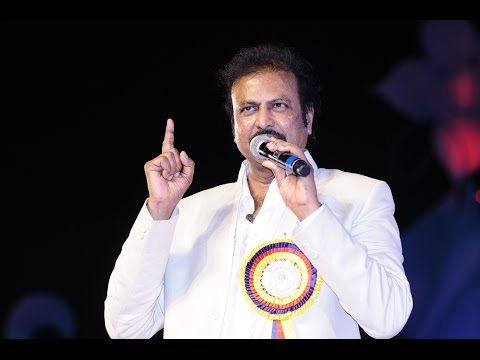 Actor Mohan Babu Reveals 'Worst Days' in his life : TV5 News