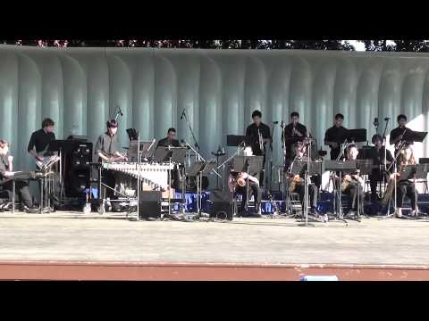 Groove Merchant by Thomas Jefferson High School Jazz Band at the Big Band Jam, 4/27/12