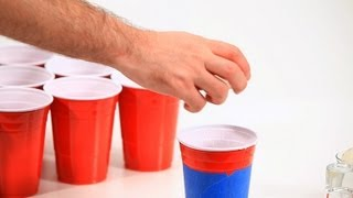 How to Play Beer Pong | Drinking Games