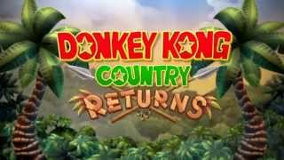 Descargar Donkey Kong Country Returns 3DS [EUR] [MEGA] [ESPAÑOL]