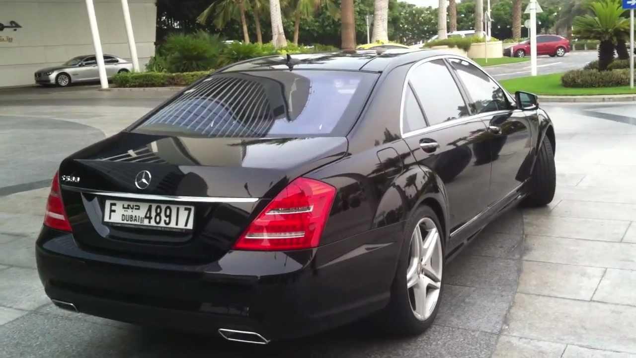 Jokalian Mubi S New 2012 Model Mercedes Benz S 500 Youtube