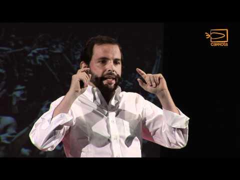 YAGO DE MARTA - La necessitat de comunicar-se - TEDx Andorra la Vella