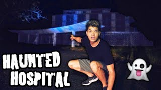 My Ghost Followed Me Here! *HAUNTED HOSPITAL*