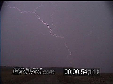 11/10/1999 Lightning Video