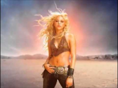 My Top Five Shakira Songs